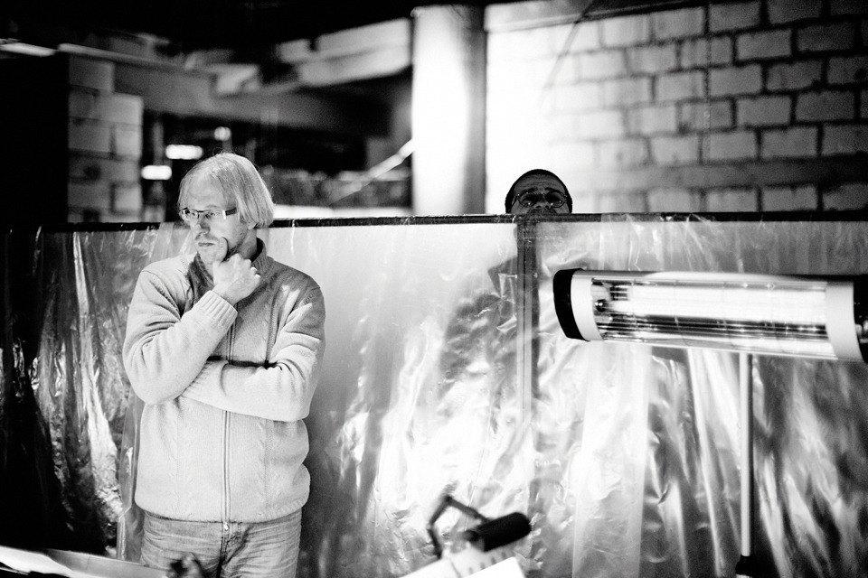 «Три четыре»: Фоторепортаж с репетиции оперы в подвале Москва-Сити. Изображение № 20.