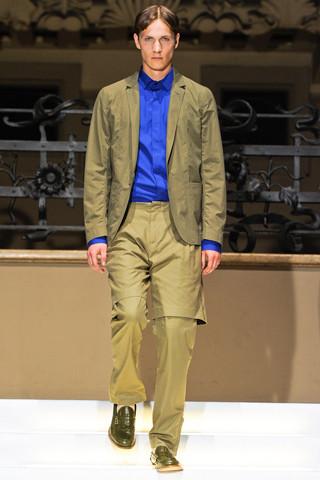 Неделя мужской моды в Милане: День 1. Изображение № 41.