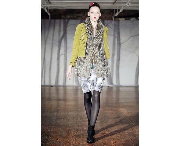 Неделя моды в Нью-Йорке: второй день. Изображение № 6.