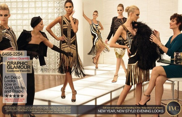 Съёмка: Дарья Строкоус, Карли Клосс, Наташа Поли и другие для итальянского Vogue. Изображение № 9.