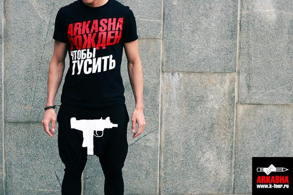 """""""ГОВОРЯЩАЯ ОДЕЖДА"""" ARKASHA. Изображение № 3."""