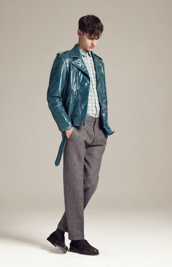 Изображение 12. Лукбук: Marc Jacobs Menswear FW 2011.. Изображение № 12.