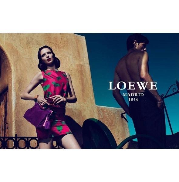 Изображение 28. Рекламные кампании: Lanvin, Prada, Balenciaga и другие.. Изображение № 10.
