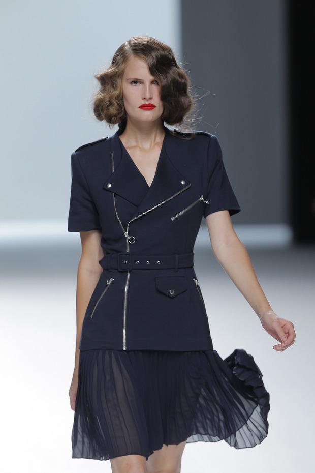 Madrid Fashion Week SS 2013: DAVIDELFIN. Изображение № 23.