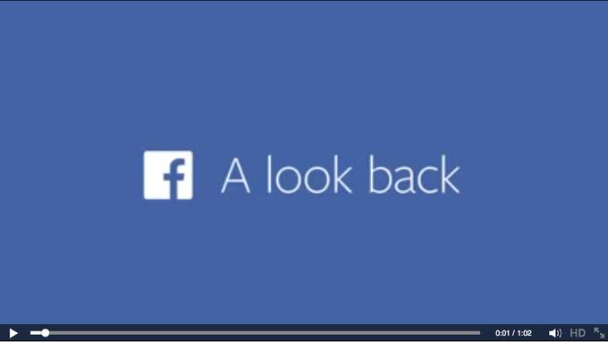 Социальная сеть Facebook отмечает 10-летие. Изображение № 1.