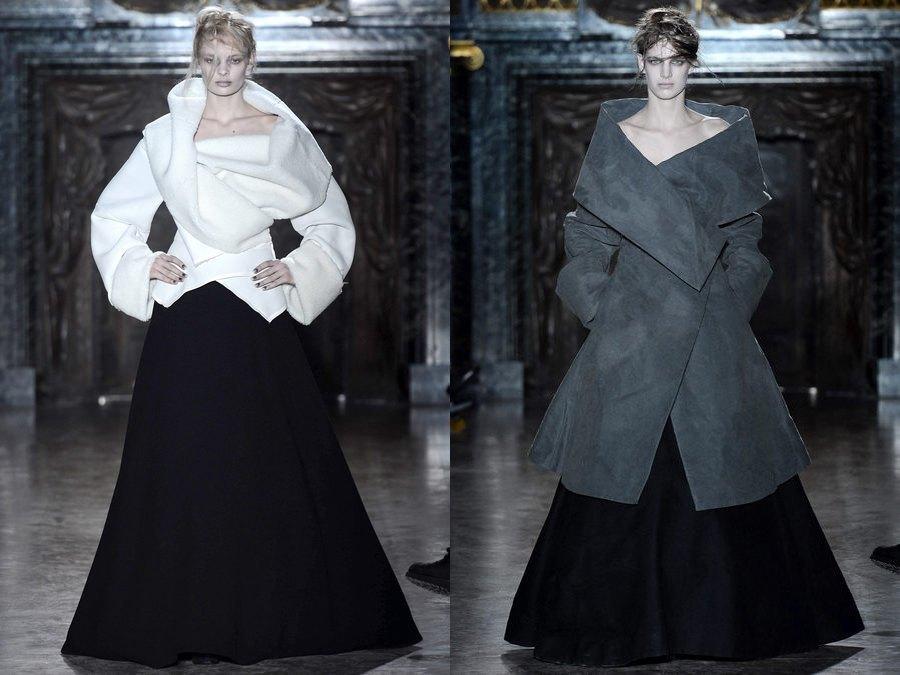 Неделя моды в Париже:  Дни 1 и 2. Изображение № 10.