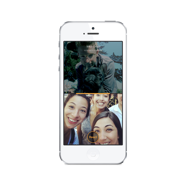 Разработчики Facebook выпустили аналог Snapchat . Изображение № 6.