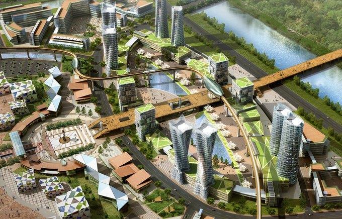 Южная Корея обещает открыть Роболенд уже в 2016 году. Изображение № 3.
