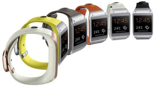 Samsung выпустит несколько новых «умных» часов. Изображение № 1.