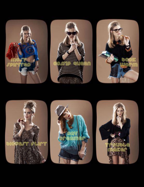 Превью лукбука: LF Stores Fall 2011. Изображение № 11.