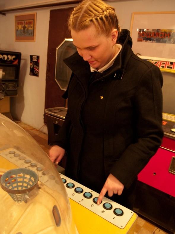 Музей работающих советских игровых автоматов. Изображение № 23.