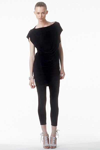 Лукбук: Vivienne Westwood Anglomania SS 2012. Изображение № 15.