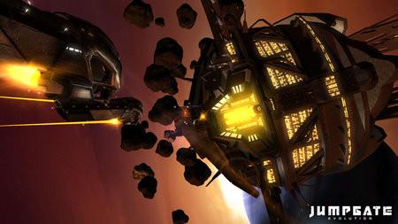Jumpgate Evolution – MMORPG вкосмосе. Изображение № 2.