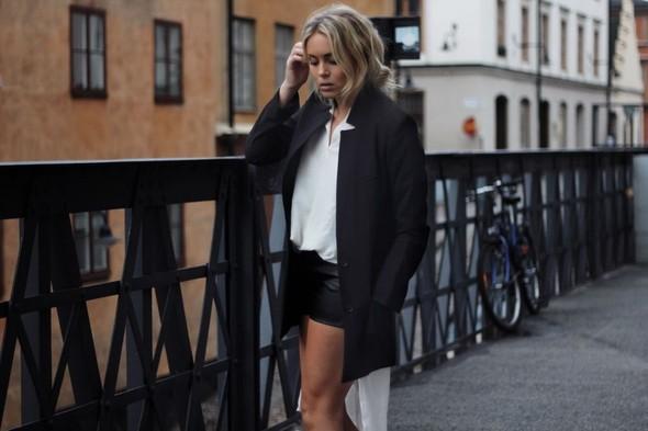 Fanny Lycman. Fashion-блоггер из Стокгольма. Изображение № 4.