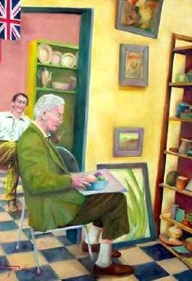 Lisa Fittipaldi - слепой художник. Изображение № 6.