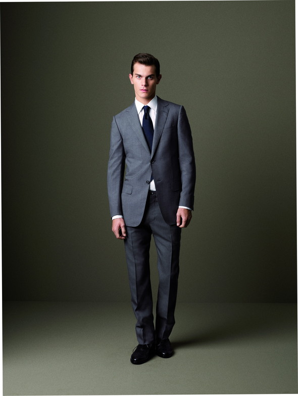 Alfred Dunhill SS 2012. Изображение № 2.