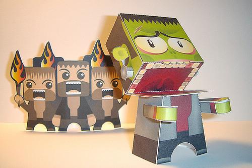Paper Toys. Изображение № 16.