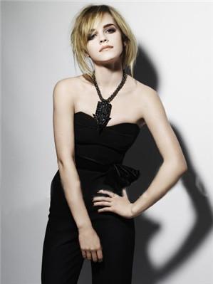 Emma Watson for Sunday Times Style Magazine (December 2008). Изображение № 6.
