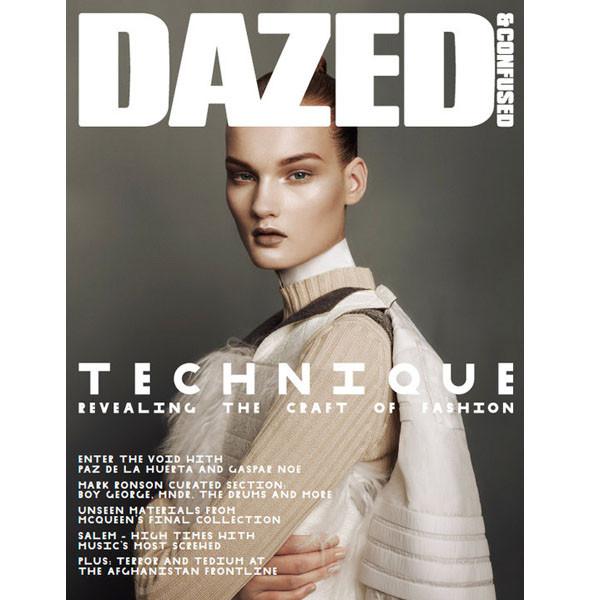 Новые обложки: Bon, Dazed & Confused, 25 и другие. Изображение № 2.