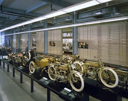 Музей Harley-Davidson вМилуоки. Изображение № 23.