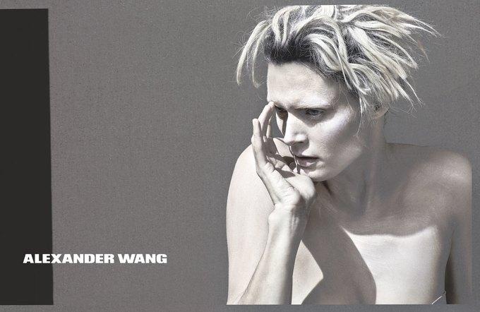 Alexander Wang, Louis Vuitton и Nina Ricci показали новые кампании. Изображение № 1.