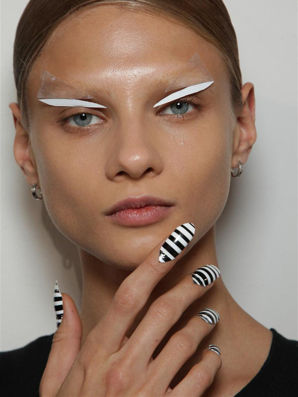 Fashion week: The nails for spring 2012. Изображение № 22.