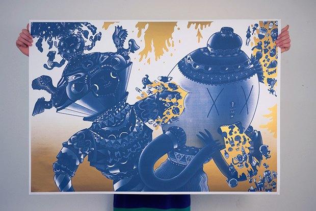 50 постеров, которые вдохновляют заняться шелкографией. Изображение № 4.