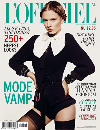 30 обложек с вещами из коллекции Louis Vuitton FW 2011. Изображение № 33.