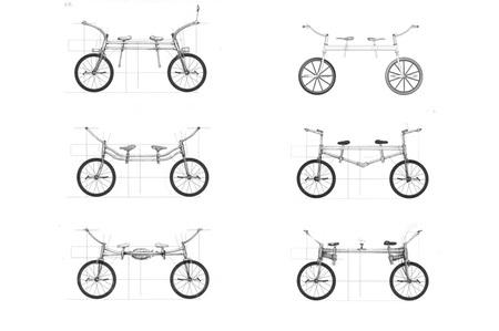 Bi-Cycle. Изображение № 2.