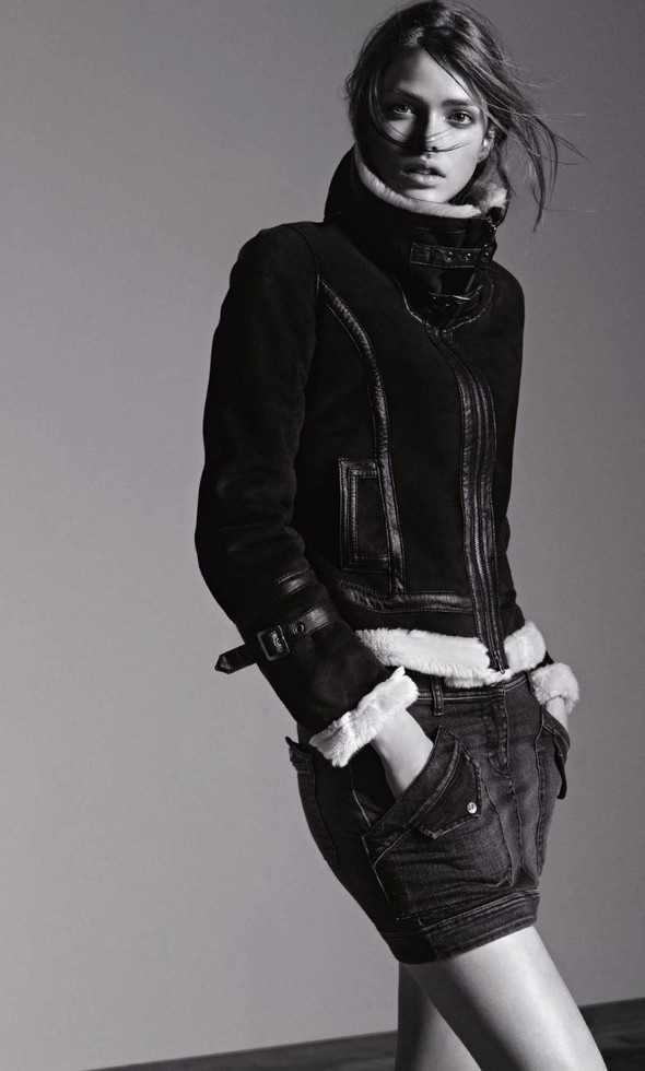 Лукбук: Armani Jeans FW 2011. Изображение № 5.