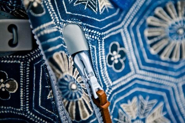 Visvim 2012 Spring/Summer рюкзак LAMINA 22L. Изображение № 3.