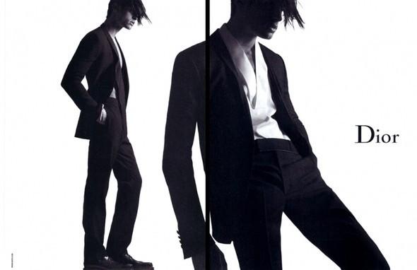 Изображение 8. Превью мужских рекламных кампаний: Prada, Dior и другие.. Изображение № 10.
