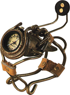 Чудо Часы отHaruo Suekichi. Изображение № 11.