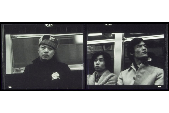 Метрополис: 9 альбомов о подземке в мегаполисах. Изображение № 77.