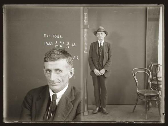 Фотографии американских гангстеров начала 20 века. Изображение № 27.