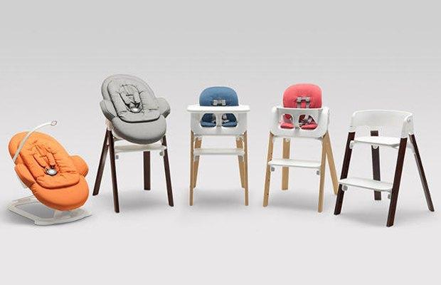 Создан стул, который «растёт» вместе с ребёнком . Изображение № 2.