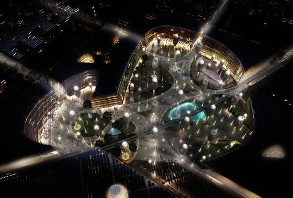 Кто и как строит город будущего. Изображение № 8.