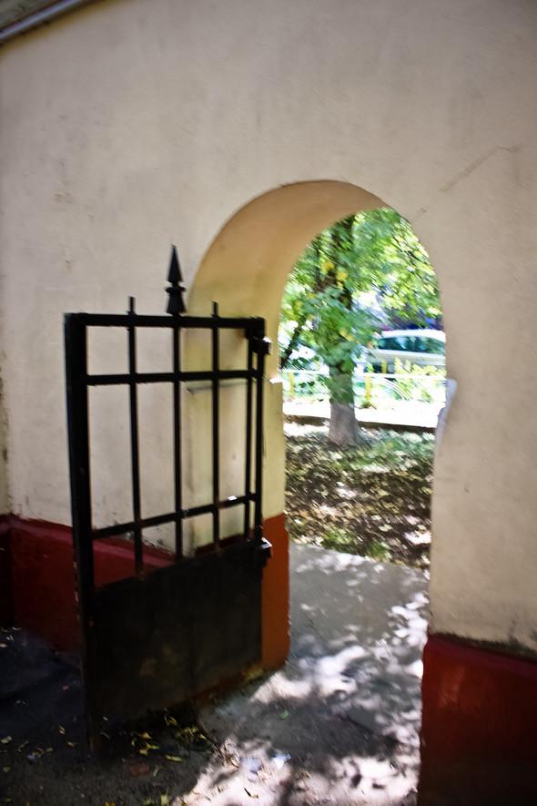 Дом вокруг четырех маршалов. Изображение № 7.