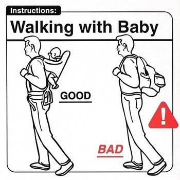 Инструкция поэксплуатации младенца. Изображение № 12.