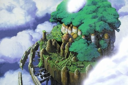Добрый волшебник, Хаяо Миядзаки. Изображение № 20.