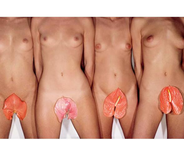 Части тела: Обнаженные женщины на фотографиях 70х-80х годов. Изображение № 42.