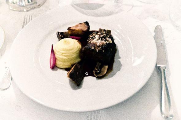 Ужин в отеле Bomans. Изображение № 30.