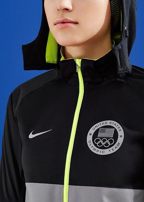 Кен Блэк из Nike сделал самую красивую олимпийскую форму. Изображение № 5.