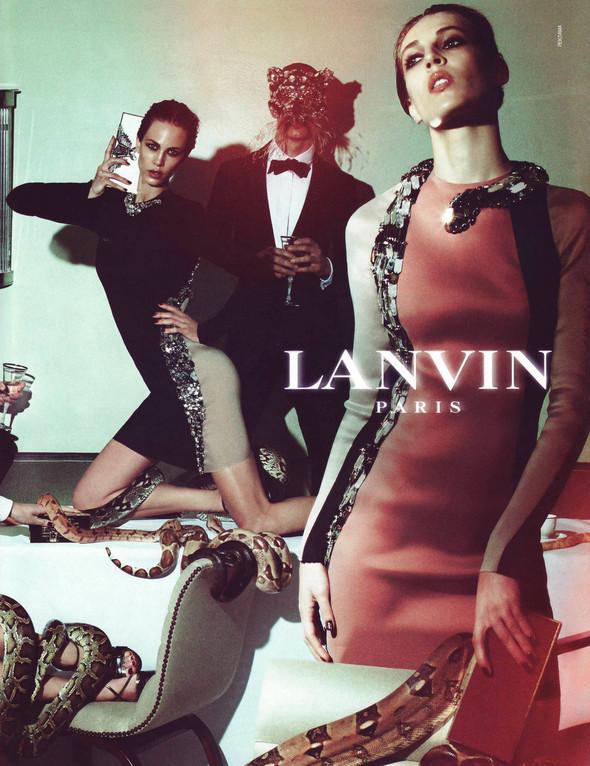 Превью кампаний: Lanvin и ck Calvin Klein. Изображение № 2.