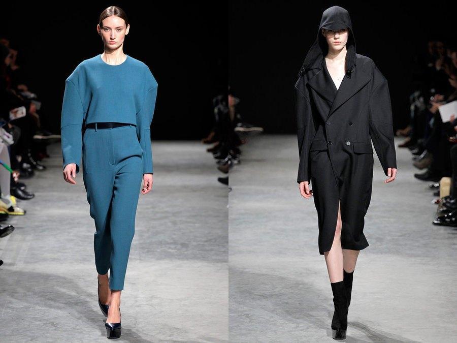 Неделя моды в Париже:  Дни 1 и 2. Изображение № 23.