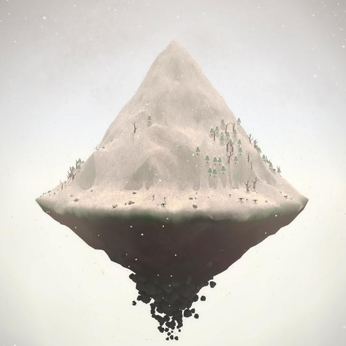 Создатель игры для фильма «Она» анонсировал выход «симулятора горы». Изображение № 1.