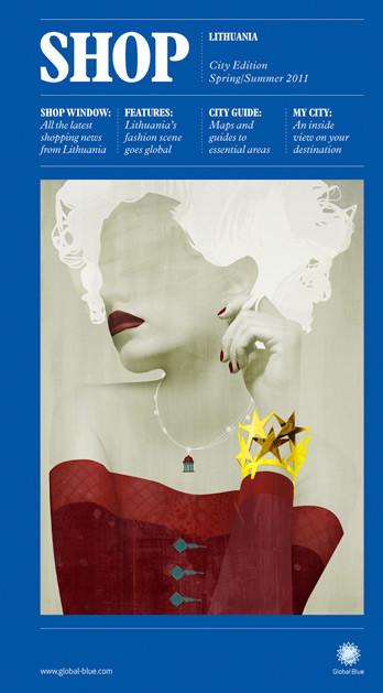 Самые красивые обложки журналов в 2011 году. Изображение № 78.