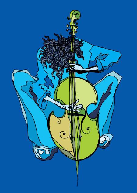 Изображение 84. Кастинг принтов для футболок SEKTA: Koktebel Jazz Fest.. Изображение № 84.