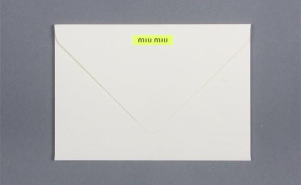 Изображение 34. Womenswear collections S/S 2011: show invitations.. Изображение № 34.