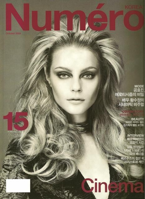 Numero.Korea.October 2009 Jessica Stamm. Изображение № 1.